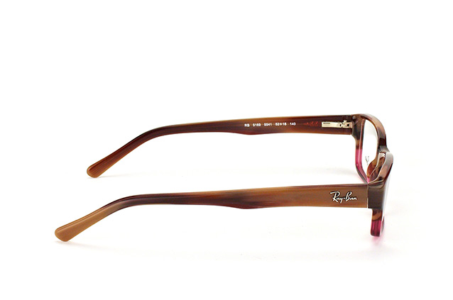Ray-Ban RX 5169 5541 perspective view