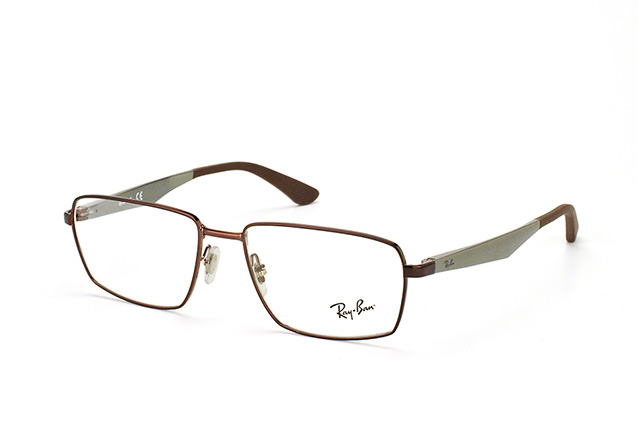 Ray-Ban RX 6334 2511 perspective view