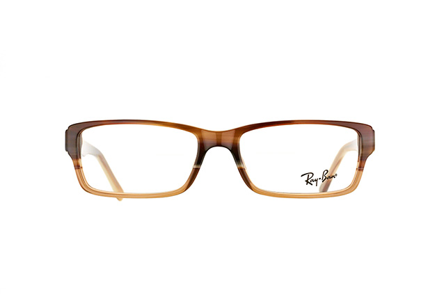 Ray-Ban RX 5169 5542 perspective view