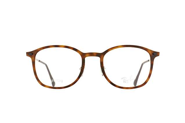 Ray-Ban Light Ray RX 7051 5200 vue en perpective