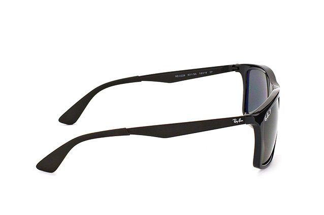 Ray-Ban RB 4228 601/9A perspective view