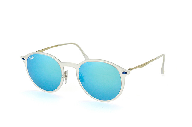 Ray-Ban Light Ray RB 4224 646/55 Perspektivenansicht