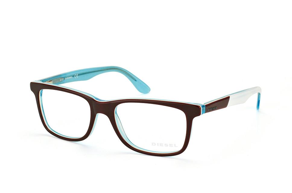 Diesel Brille » DL5250«, schwarz, 001 - schwarz