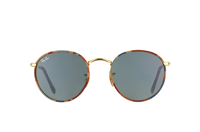 Ray-Ban Round Metal RB 3447 JM 170/R5 perspective view