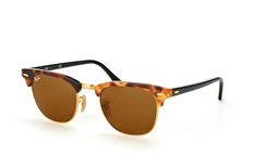 Ray-Ban Clubmaster RB 3016 1160 small klein
