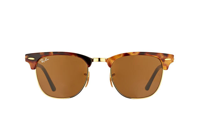 Ray-Ban Clubmaster RB 3016 1160 small perspective view