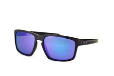 Oakley Sliver OO 9262 10, Square Sonnenbrillen, Schwarz