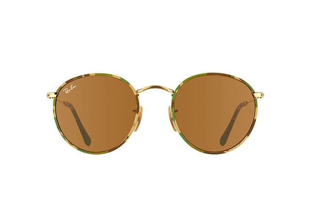 Ray-Ban Round Metal RB 3447 JM 169 perspective view