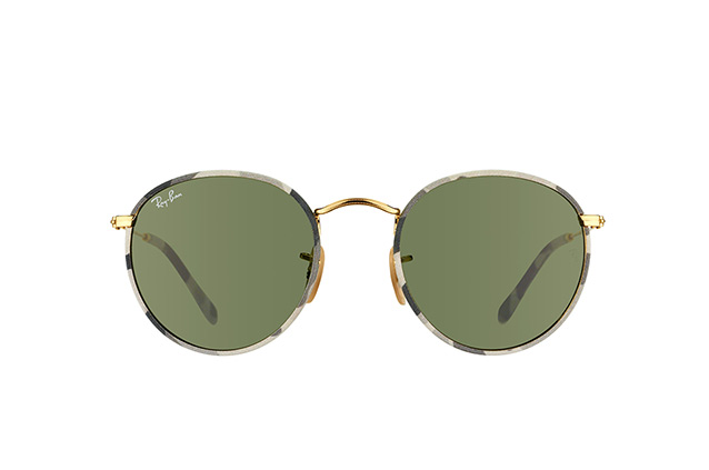 Ray-Ban Round Metal RB 3447 JM 171 perspective view