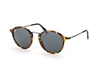 Ray-Ban RB 2447 901/4W Havana / Grey perspective view thumbnail
