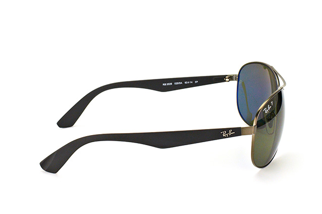 Ray-Ban RB 3526 029/9A vista en perspectiva