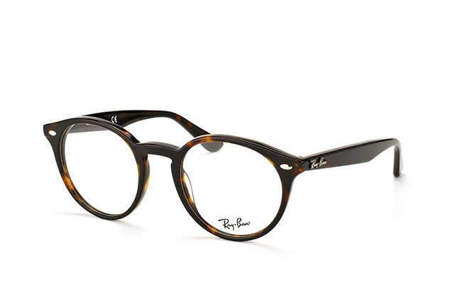 Ray-Ban RX 2180V 2012 perspective view