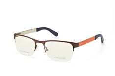 Tommy Hilfiger TH 1324 0Fy, Square Brillen, Braun