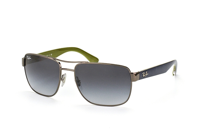 de87337b7d ... Ray-Ban RB 3530 004 8G. null perspective view ...