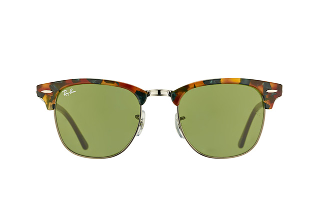 Ray-Ban Clubmaster RB3016 1159/4Elarge Perspektivenansicht
