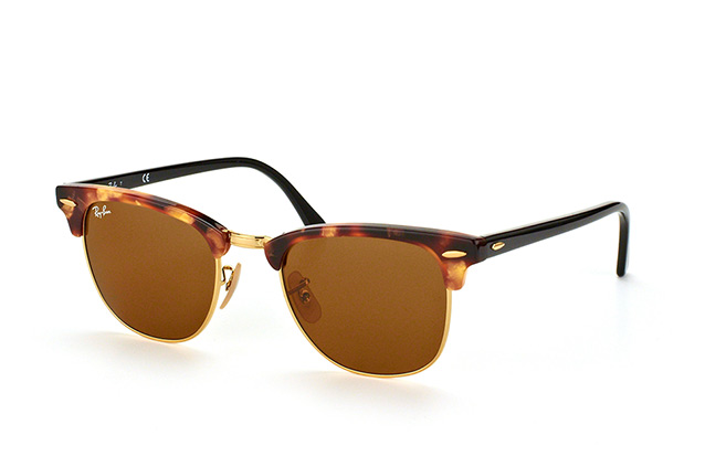Ray-Ban Clubmaster RB 3016 1160 large vista en perspectiva