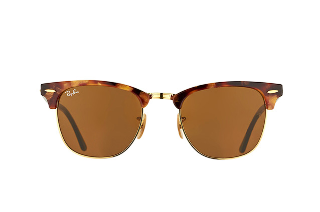 Ray-Ban Clubmaster RB 3016 1160 large perspective view