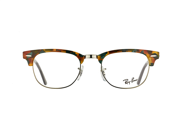 Ray-Ban Clubmaster RX 5154 5493 Perspektivenansicht