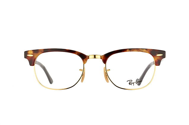 Ray-Ban Clubmaster RX 5154 5494 Perspektivenansicht