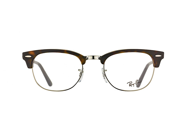 Ray-Ban RX 5334 5211 perspective view