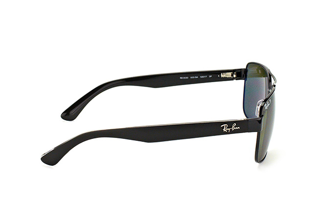 Ray-Ban RB 3530 002/9A perspective view