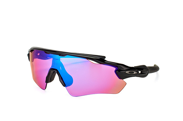 Oakley Radar Path OO 9208 04 Prizm perspective view