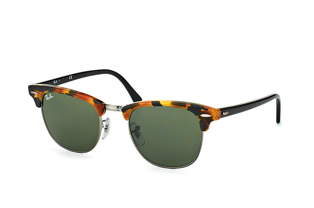 Ray-Ban Clubmaster RB 3016 1157 small perspective view