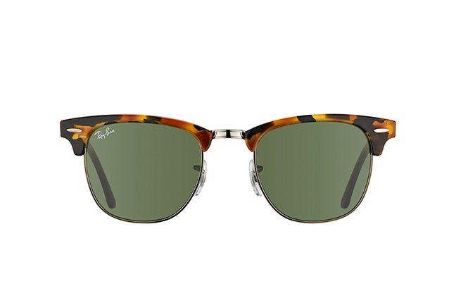 Ray-Ban Clubmaster RB 3016 1157 small vista en perspectiva