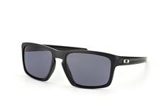 Oakley Sliver OO 9262 01, Square Sonnenbrillen, Schwarz