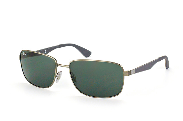 Ray-Ban RB 3529 029/71 vista en perspectiva