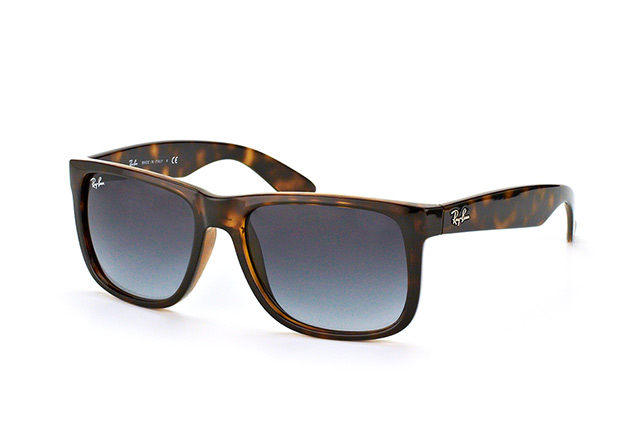Ray-Ban Justin RB 4165 710/8G perspective view