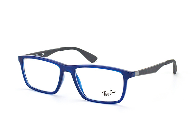 Ray-Ban RX 7056 5393 perspective view