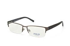 Polo Ralph Lauren PH 1152 9288, Rectangle Brillen, Silber