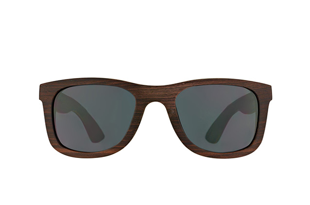 Wood Fellas Odeon 10711 ebony grey vue en perpective