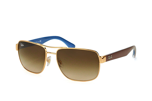 Ray-Ban RB 3530 001/13 vista en perspectiva