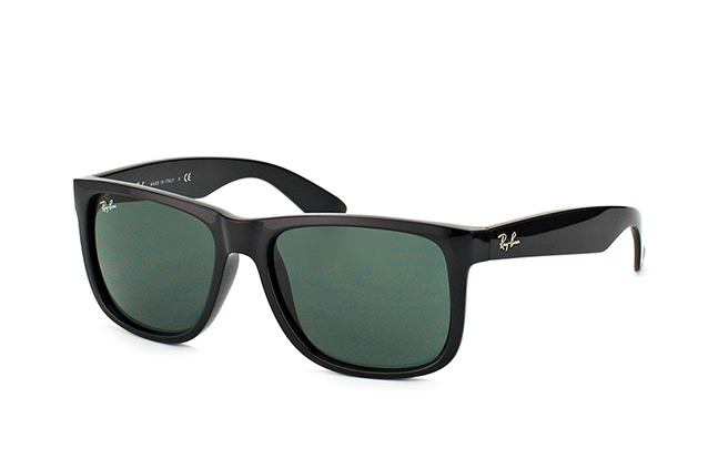 Ray-Ban Justin RB 4165 601/71 perspective view
