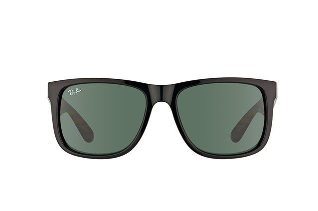 Ray-Ban Justin RB 4165 601/71 vista en perspectiva