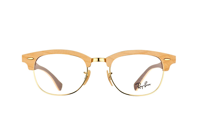 Ray-Ban Clubmaster RX 5154-M 5558 Perspektivenansicht