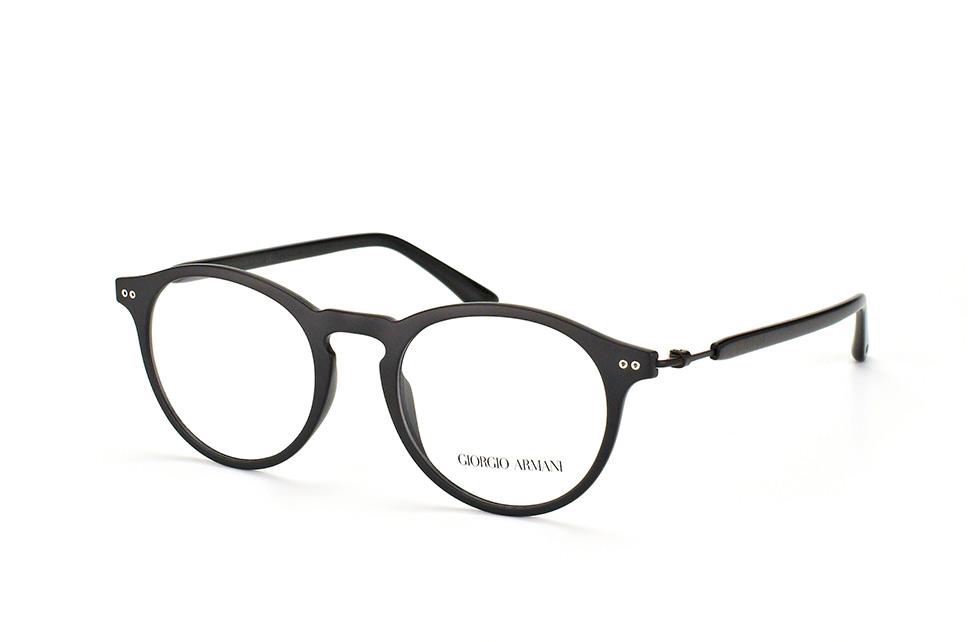 Giorgio Armani Herren Brille » AR7110«, schwarz, 5042 - schwarz