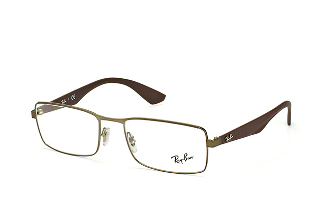 Ray-Ban RX 6332 2850 perspective view