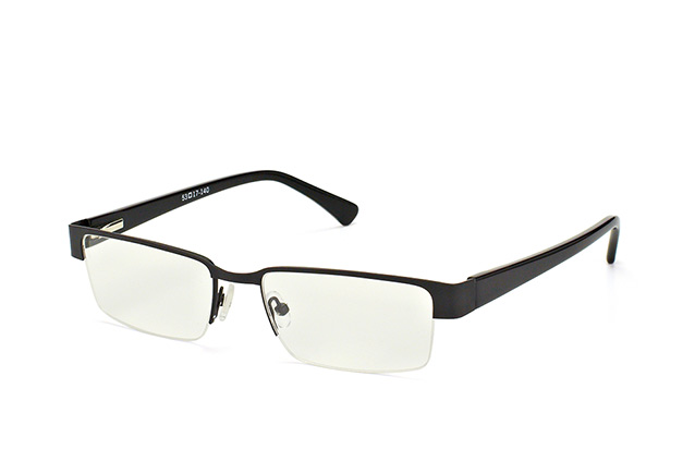 Mister Spex Collection Follett BLK Perspektivenansicht