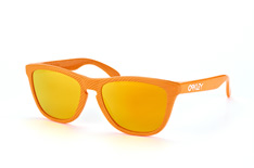 Oakley Frogskins OO 9013 53, Square Sonnenbrillen, Orange