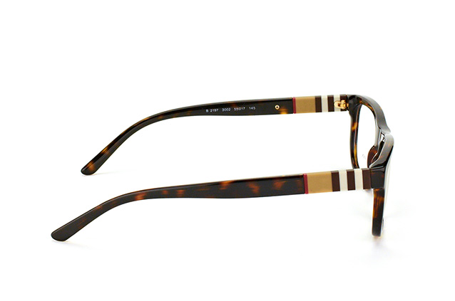 Burberry BE 2197 3002 vue en perpective