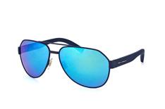 Dolce&Gabbana DG 2149 1273/25, Aviator Sonnenbrillen, Blau