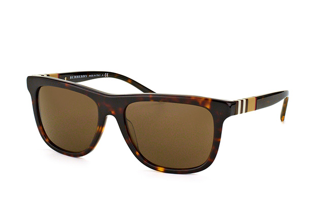 Burberry BE 4201 3002/73 vue en perpective