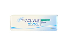 Acuvue 1 DAY ACUVUE MOIST Multifocaal small