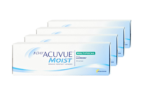 Stockists of Acuvue 5.25