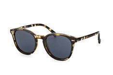 Le Specs Bandwagon LSP 1502052, Round Sonnenbrillen, Havana