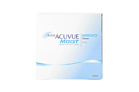 1-Day Acuvue Moist for Astigmatism - 90/pkt