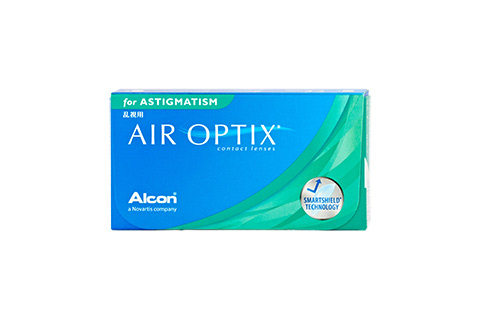 Air Optix AIR OPTIX for Astigmatism vista frontal